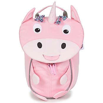 Bags Girl Rucksacks Affenzahn ULRIKE UNICORN Pink