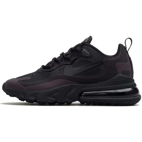 Shoes Women Low top trainers Nike Wmns Air Max 270 React Black