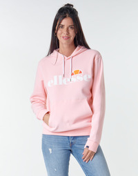 Clothing Women Sweaters Ellesse TORICES Pink