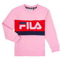 Clothing Girl Sweaters Fila CARL Pink