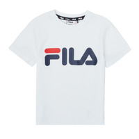 Clothing Children Short-sleeved t-shirts Fila LEA White