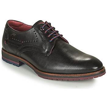 Shoes Men Derby Shoes Fluchos CICLOPE Black