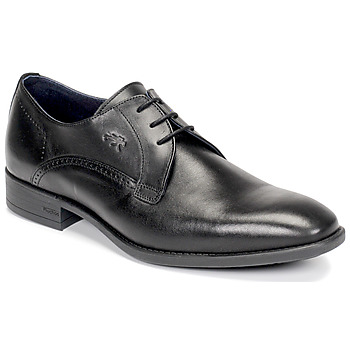Shoes Men Derby Shoes Fluchos LUKE Black