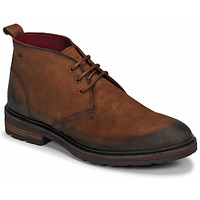 Shoes Men Mid boots Fluchos OWEN Brown