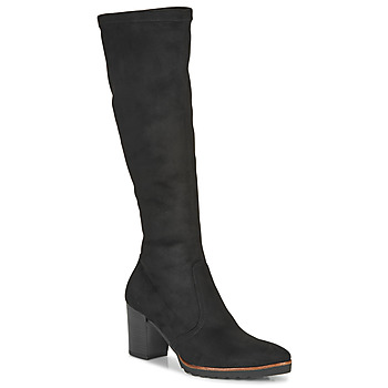 Shoes Women High boots Dorking THAIS Black