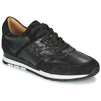 Shoes Men Low top trainers Brett & Sons SUZI Black