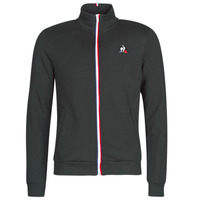 Clothing Men Track tops Le Coq Sportif ESS FZ SWEAT N°2 M Black
