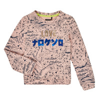 Clothing Girl Sweaters Ikks XR15022 Pink