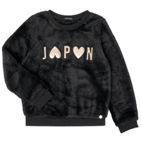 Clothing Girl Sweaters Ikks XR15042 Black