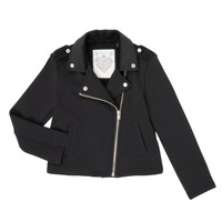 Clothing Girl Jackets / Cardigans Ikks XR17002 Black
