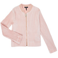 Clothing Girl Jackets / Cardigans Ikks XR17022 Pink