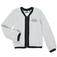 Clothing Girl Jackets / Cardigans Ikks XR17062 Grey