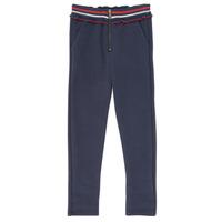 Clothing Girl 5-pocket trousers Ikks XR23002 Blue