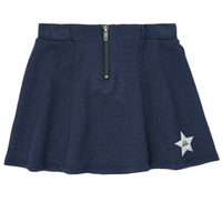 Clothing Girl Skirts Ikks XR27072 Blue