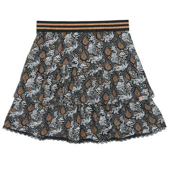 Clothing Girl Skirts Ikks XR27082 Black