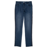 Clothing Girl Slim jeans Ikks XR29062 Blue