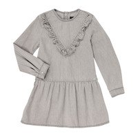Clothing Girl Short Dresses Ikks XR30022 Grey
