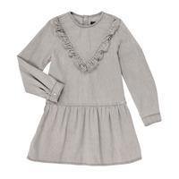 Clothing Girl Short Dresses Ikks XR30022 Grey