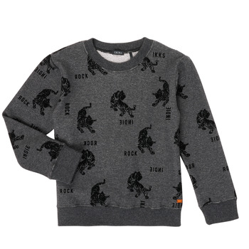 Clothing Boy Sweaters Ikks XR15023 Grey