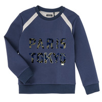 Clothing Boy Sweaters Ikks XR15093 Blue