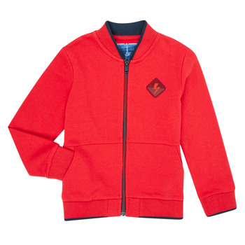 Clothing Boy Sweaters Ikks XR17023 Red