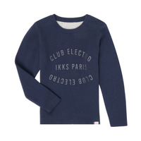 Clothing Boy Jumpers Ikks XR18003 Blue