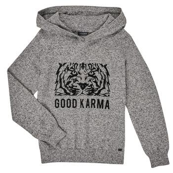Clothing Boy Jumpers Ikks XR18113 Grey