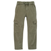 Clothing Boy Cargo trousers Ikks XR22033 Kaki