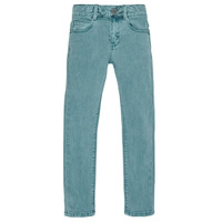 Clothing Boy Slim jeans Ikks XR29013 Green