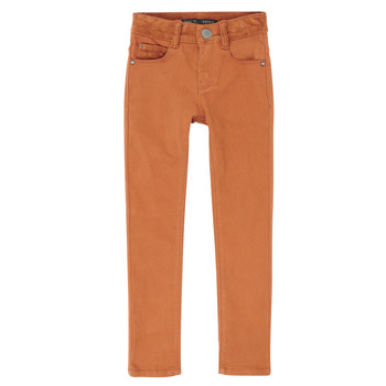 Clothing Boy Slim jeans Ikks XR29013 Brown