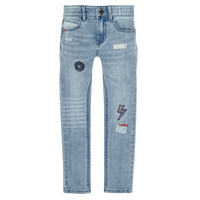 Clothing Boy Slim jeans Ikks XR29053 Blue