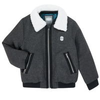 Clothing Boy Jackets Ikks XR40083 Grey