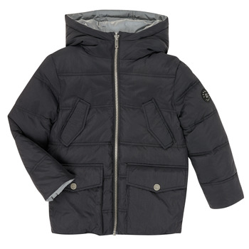 Clothing Boy Duffel coats Ikks XR41053 Black