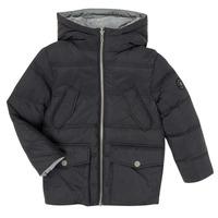 Clothing Boy Duffel coats Ikks XR41053 Black