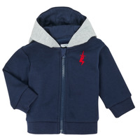 Clothing Boy Jackets / Cardigans Ikks XR17001 Blue