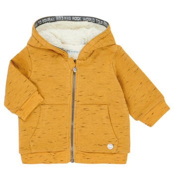 Clothing Boy Jackets / Cardigans Ikks XR17031 Yellow