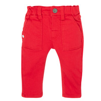 Clothing Boy Slim jeans Ikks XR29061 Red