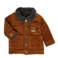Clothing Boy Jackets Ikks XR40051 Brown