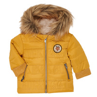 Clothing Boy Duffel coats Ikks XR41021 Yellow