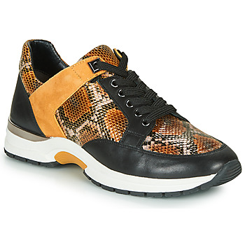 Shoes Women Low top trainers Caprice 23700-620 Yellow