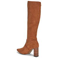 Shoes Women High boots Caprice 25501-364 Cognac