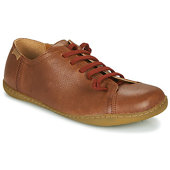 Shoes Men Derby Shoes Camper PEU CAMI Brown