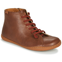 Shoes Men Mid boots Camper PEU CAMI Brown