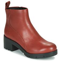 Shoes Women Ankle boots Camper WND0 Bordeaux