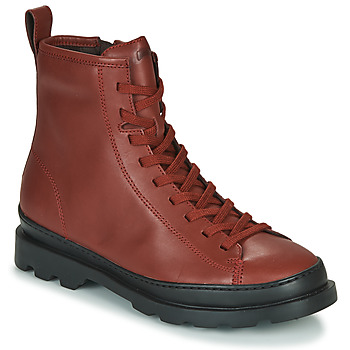 Shoes Women Mid boots Camper BRUTUS Brown