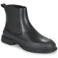 Shoes Women Mid boots Camper PIX1 Black