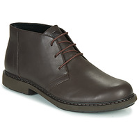 Shoes Men Mid boots Camper MILX Brown