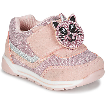 Shoes Girl Low top trainers Chicco GAMMA Pink