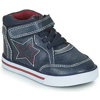 Shoes Boy Hi top trainers Chicco FLORINDO Blue