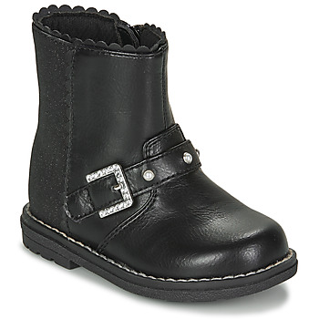 Shoes Girl High boots Chicco CANCAN Black